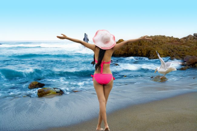 Zhubněte a zpevněte své tělo do léta za pomocí obyčejné chůze